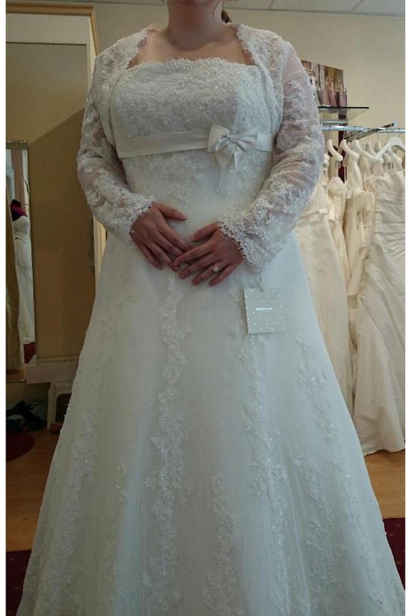 Brautkleid Pronovias Gomera Gr 48 In Bitburg Alles Für Die