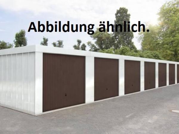Garage Garagen in Gppingen zu vermieten