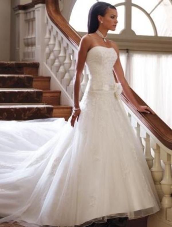 Hochzeitskleid Brautkleid Mon Cherie Jolie Ivory Mit Reifrock