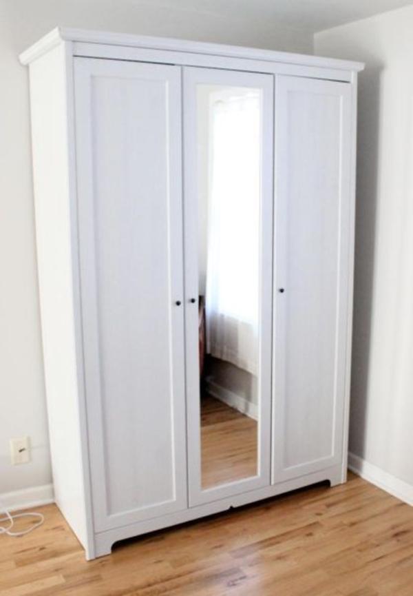 Kleiderschrank ikea hemnes  Hemnes Kleiderschrank Weis Von Ikea Ansehen - Johncalle