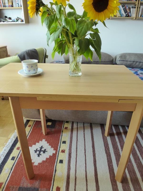 ikea holz küchentisch   design massivholzregal arendal aus