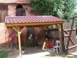 Unterstand » Sonstiges für den Garten, Balkon, Terrasse ...