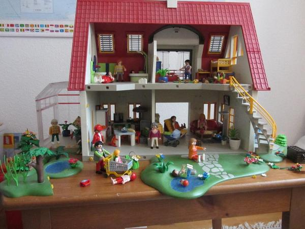 Playmobil Neues Haus Selbst Bauen Youtube Playmobil Haus Neues
