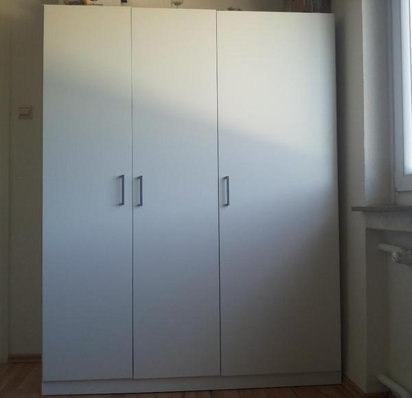 Ikea Kleiderschrank Dombas Aufbauanleitung