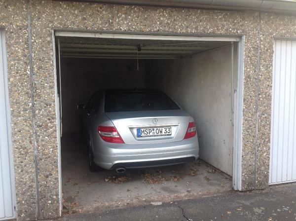 Gelegenheit! Garage in Erlensee zu vermieten
