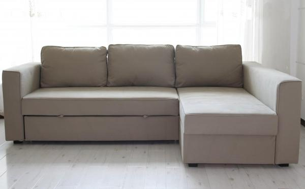 Ikea Manstad Sofa Couch Bett In München  Polster, Sessel