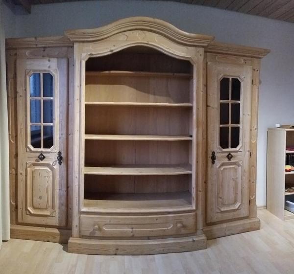 Original Voglauer Wohnzimmerschrank Sonderanfertigung Fichte in Buchbach  Stilmbel