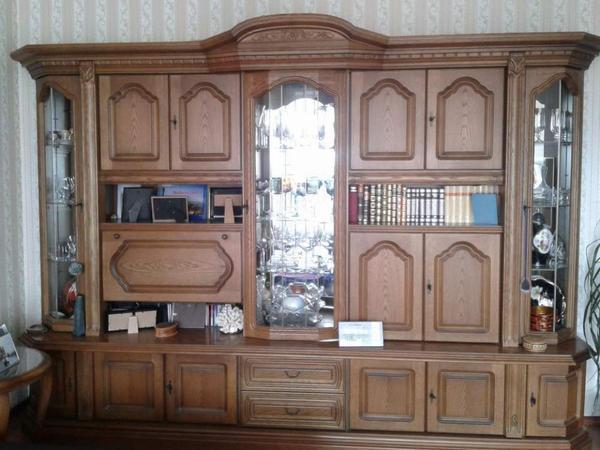 Wohnzimmerschrank Eiche Rustikal in Mannheim  Wohnzimmerschrnke Anbauwnde kaufen und