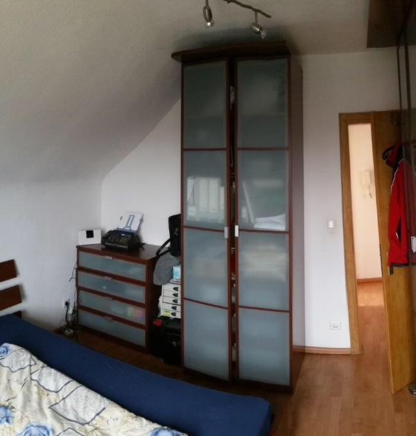 2 Zimmer Wohnung unmbliert Nachmieter zum 01112016 in