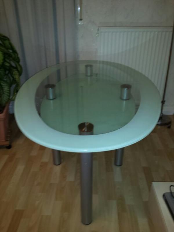 glastisch oval  neu und gebraucht kaufen bei dhd24com