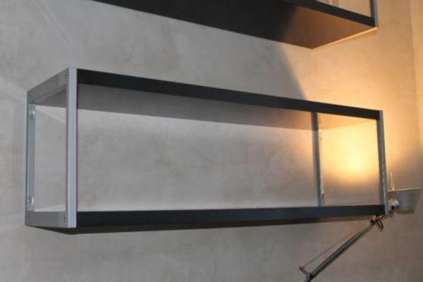 Verkaufe Ikea UDDEN Kche Arbeitsflche mit Schrnken Schubladenelemente Wandregal Waschbecken