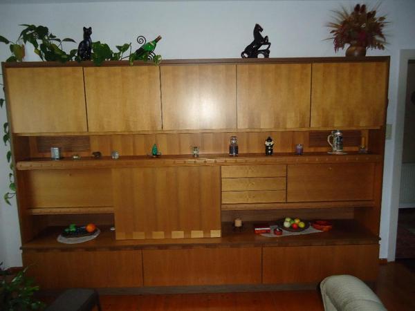 Wohnzimmerwand Couchtisch Hngelampe in Rotal