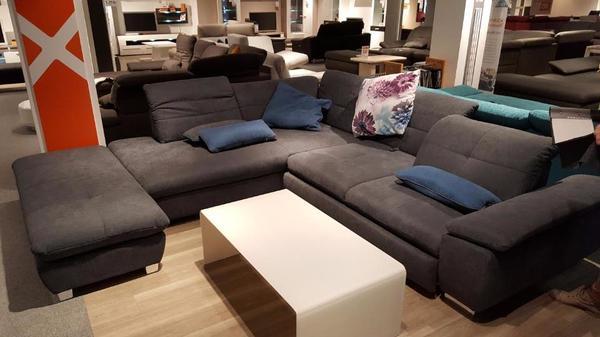 Xora Wohnlandschaft 7520 Exklusive Top Sofa Couch Startseite