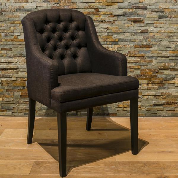 EXCLUSIV Stuhl Manchester Armlehnstuhl Esszimmerstuhl Esszimmer Polsterstuhl in Havixbeck