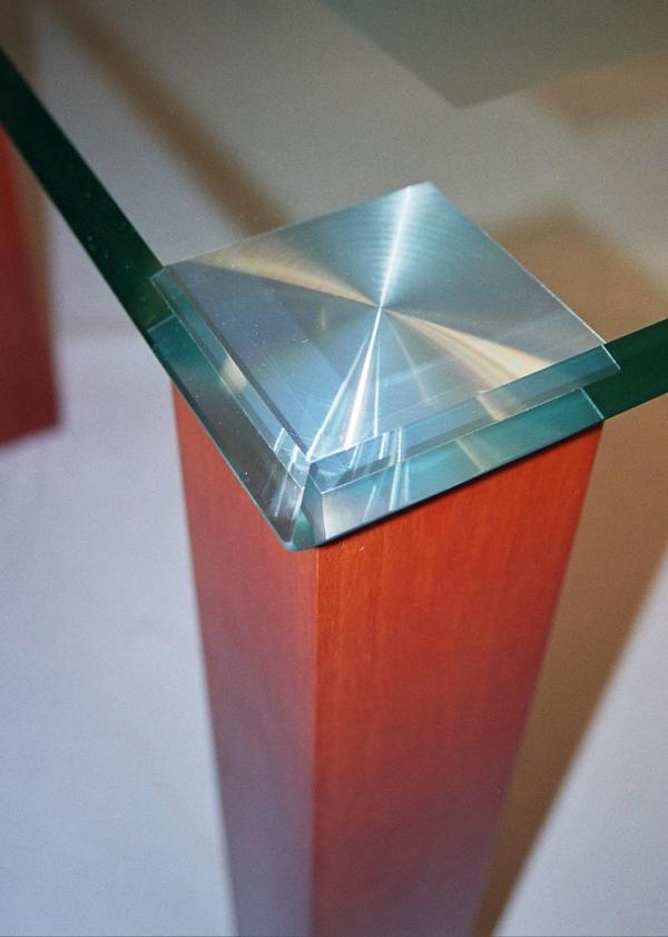 Couchtische  Glas Couchtisch modern und klassisch