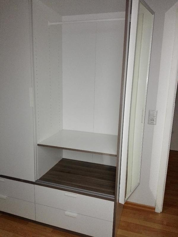 Ikea Trysil Kleiderschrank in Ludwigsburg  Schrnke Sonstige Schlafzimmermbel kaufen und