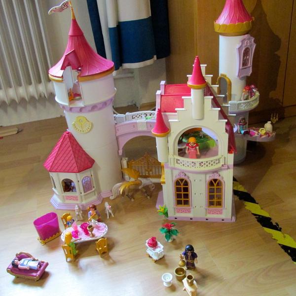 Playmobil Schloss 4250  Zubehr fr 65 EUR in Mnchen  Spielzeug Lego Playmobil kaufen und