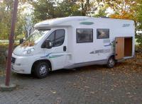 Suche Unterstellplatz oder Garage f. Wohnmobil in Hohenems