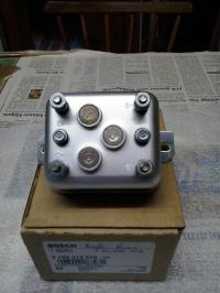 Bosch Lichtmaschinen Regler in Drth - Oldtimer-Teile ...