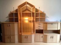Wohnzimmer Schrankwand Gebraucht ~ Raum und Mbeldesign