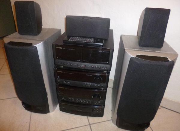kenwood stereoanlagen 1999 jeep cherokee wiring diagram stereoanlage von ud755 in niederstotzingen - stereoanlagen, türme kaufen und verkaufen ...