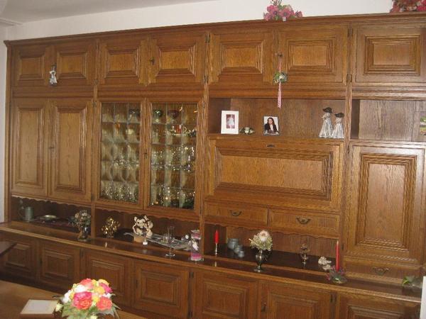 Wohnzimmerschrank Eiche rustikal in Dortmund  Wohnzimmerschrnke Anbauwnde kaufen und