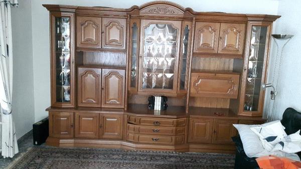 Wohnzimmerschrank Eiche Rustikal in Rastatt  Wohnzimmerschrnke Anbauwnde kaufen und