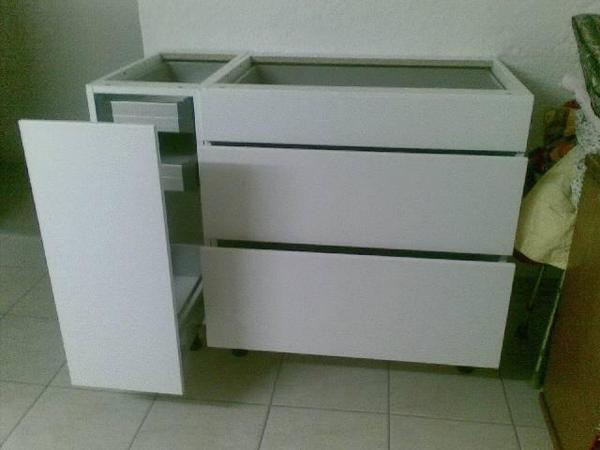 Faktum Unterschrank Schubladen 80cm neuwertig unbenutzt in Uffing  IKEAMbel kaufen und