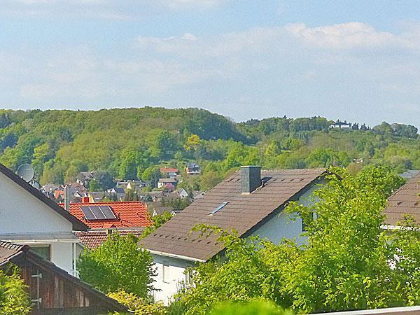 ALFTER bei Bonn 3 Zimmer Wohnung mit Balkon
