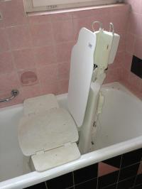 Badewannenlift / Badelift / Lift: gebraucht, sehr gut ...