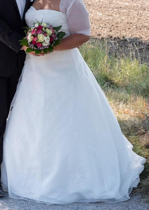 Brautkleid Größe 48 In Altrip Alles Für Die Hochzeit Kaufen Und