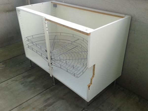 Faktum Eckunterschrank Montageanleitung Kuchengestaltung