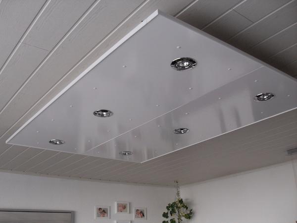 Wohnzimmerlampe LED Halogenbeleuchtung Deckenfluter