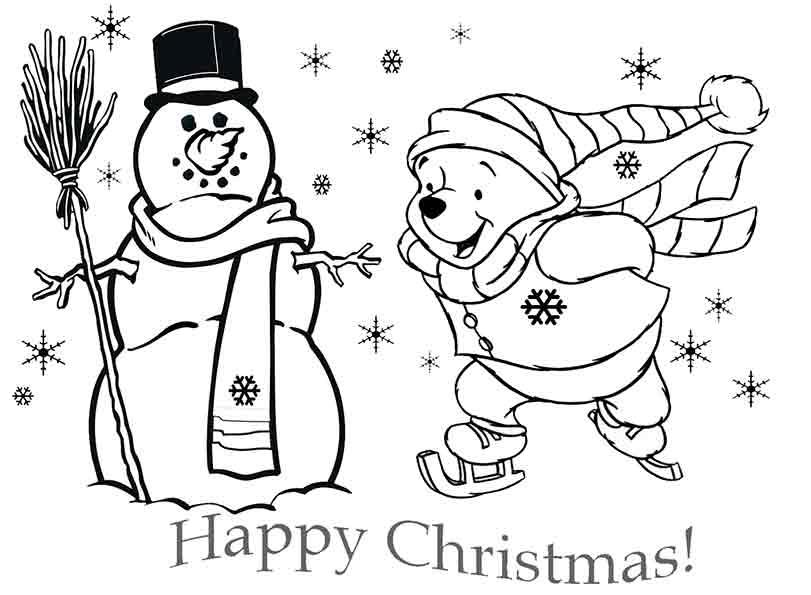 weihnachten bilder zum ausmalen  bilder19