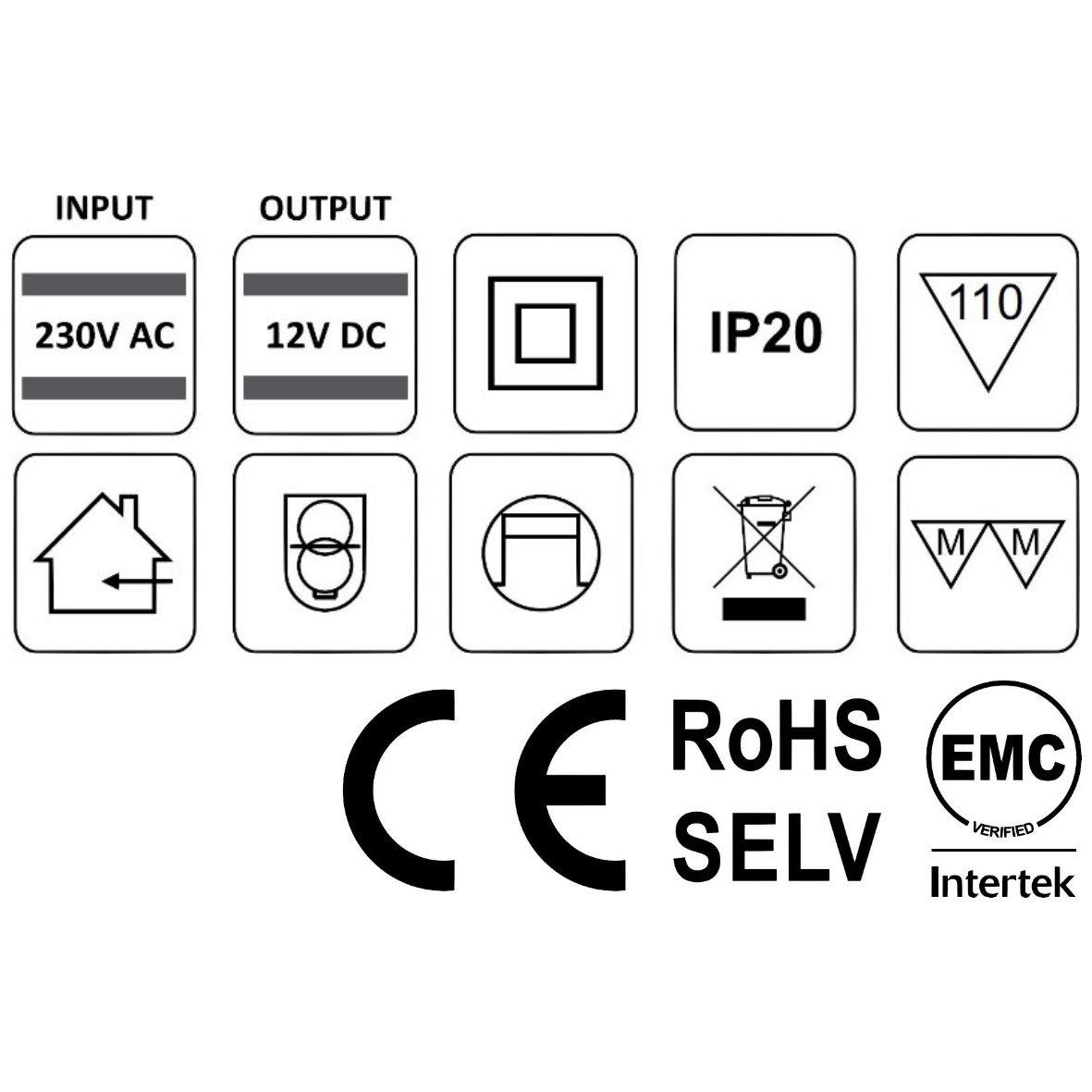 12 Volt Dc Led Lights