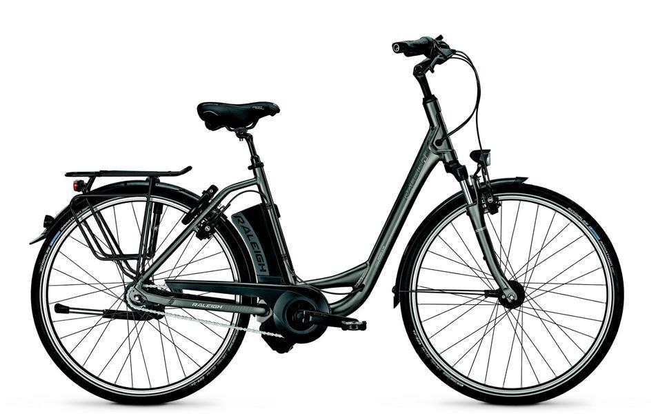 E-Bike Raleigh Dover Impulse 2.0 8 Gang Rücktritt 14,5 Ah