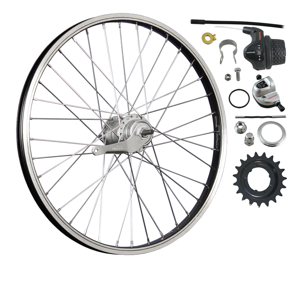 Taylor Wheels 20inch bike rear wheel Nexus Inter-3 coaster