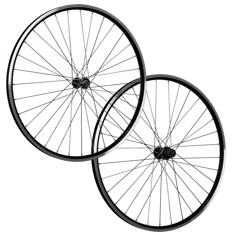 Taylor Wheels 28inch Bike Wheel SET ZAC 19 Shimano Tourney
