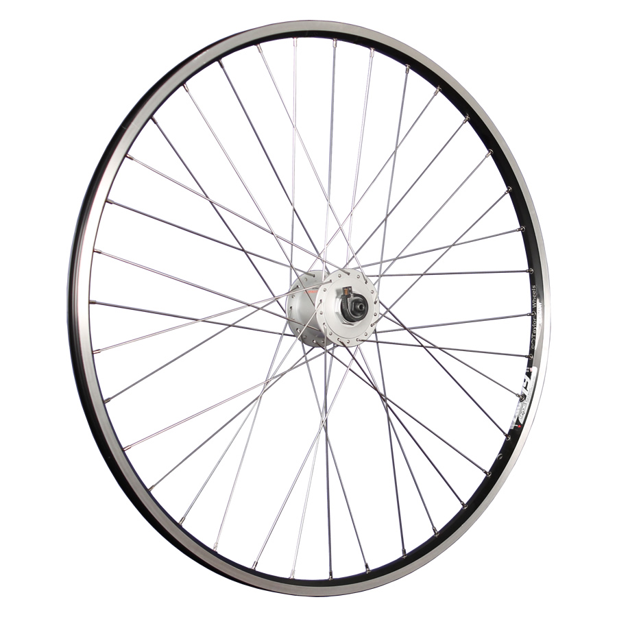 Taylor Wheels 28 inch Bike Front Wheel ZAC19 Hub Dynamo DH