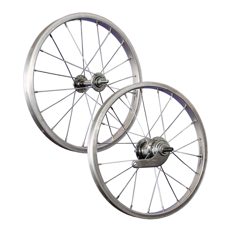 Taylor Wheels 16inch bike wheel set aluminium coaster