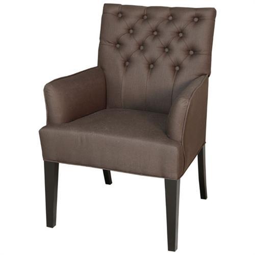 STUHL BENTHE mit Armlehne  Polsterstuhl Sessel Esszimmer  NEU  eBay