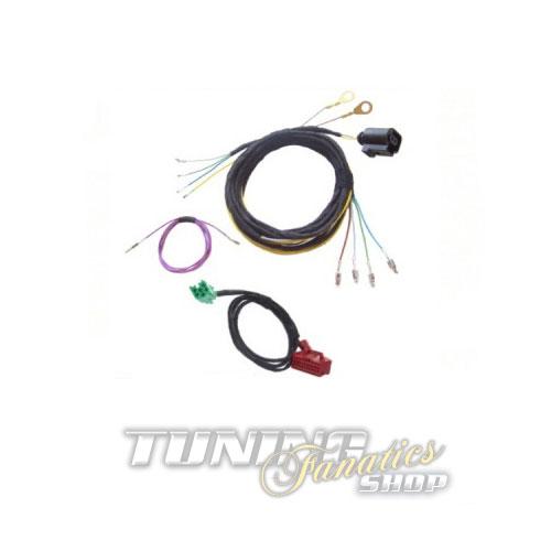 For VW Passat 3B 3BG B5 Cable Loom Adapter Mfa Fis Tacho