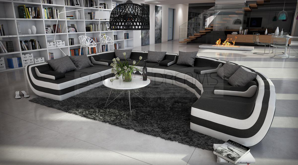 Round Lounge Couch Tissera Interior Design Designer Couch