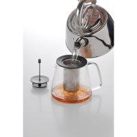 WMF Tee-Set Tea Time Teekanne aus Glas & Stvchen 3 teilig ...