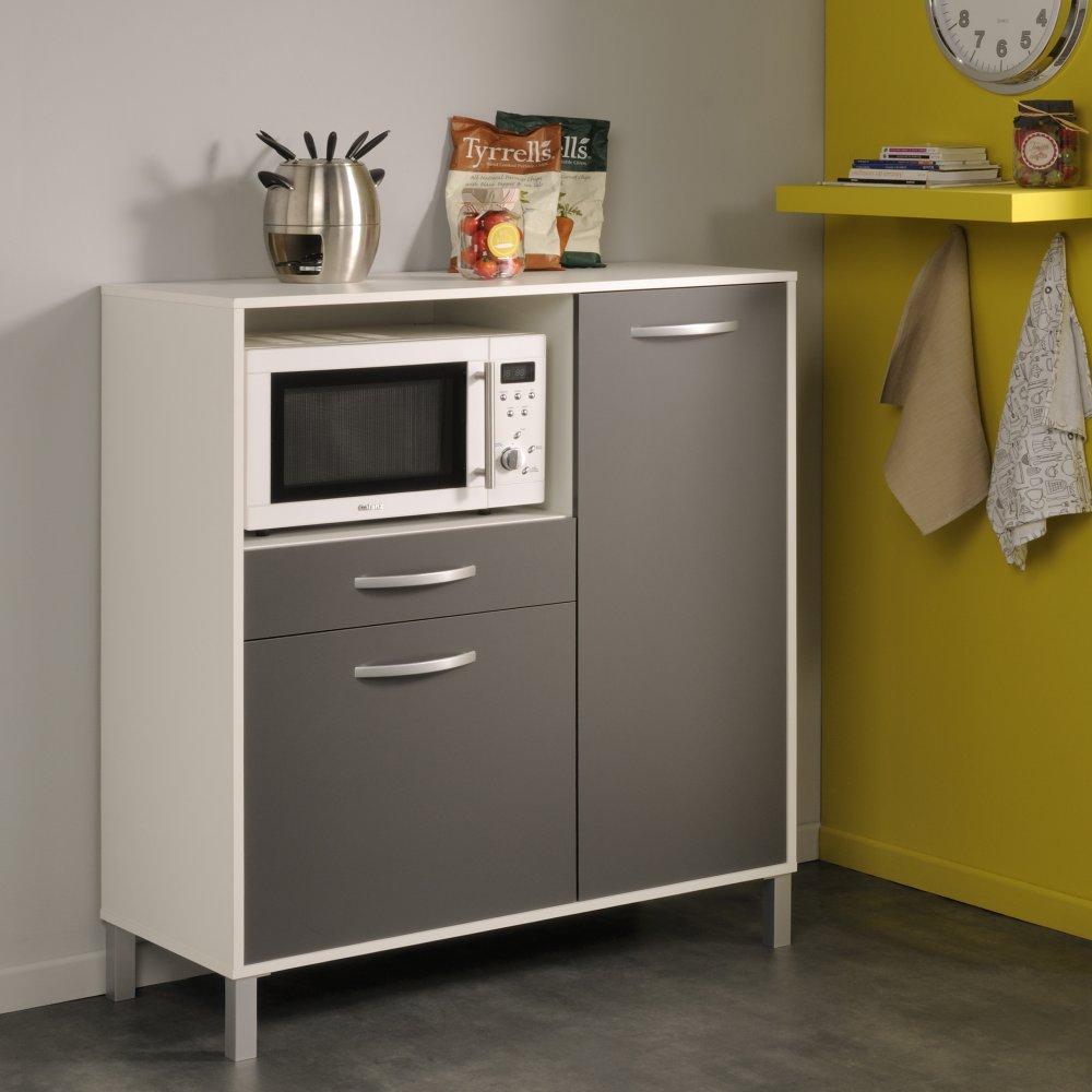 Ikea Kuche Hochschrank Korpus Wohnwand Tiresa Grau Hochglanz
