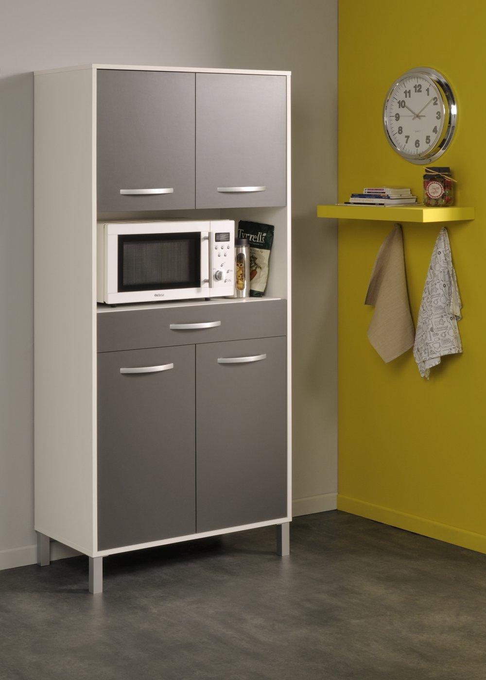 Ikea Kuche Hochschrank Backofen Mikrowelle Hochschrank