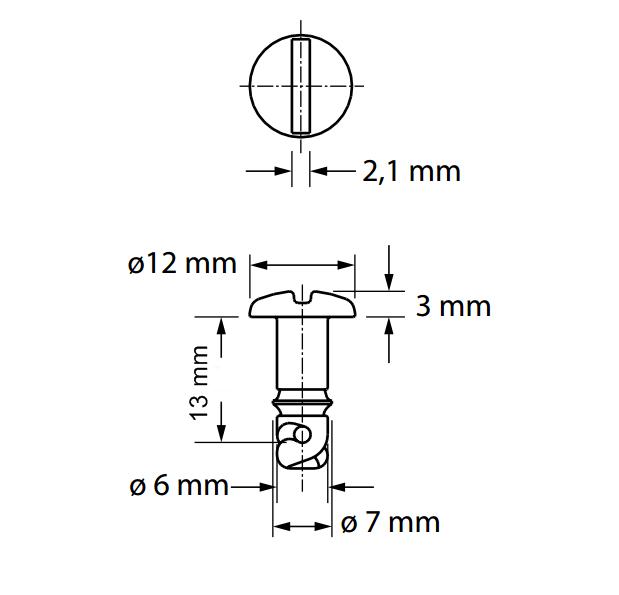 Racing 1/4 Schlitz Schnellverschluss Set Aprilia RSV1000