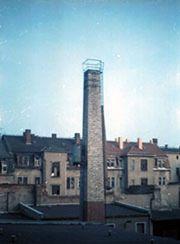 Hinterhof in der Neustadt 1991