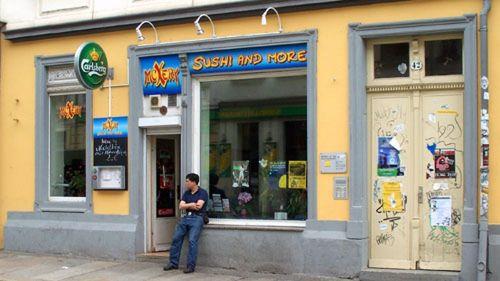Sushi & More auf der Rothenburger
