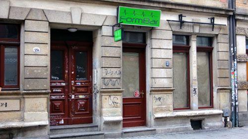 Formbar auf der Görlitzer Straße